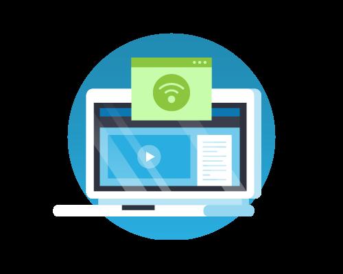 Noções básicas de conexão com a Internet